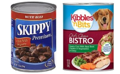 recalled-Skippy-and-Kibbles-n-Bits-dog-food